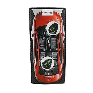 Carregador Veicular H502 4 portas USB 5.1