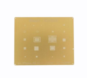 Stencil Gold iPhone 6S To.12 Qianli