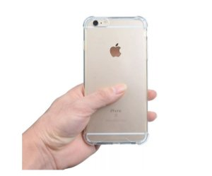 Capa Iphone 6 anti impacto transparente