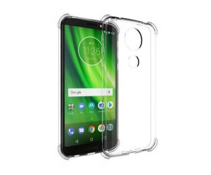 Capa Moto G6 play anti impacto transparente