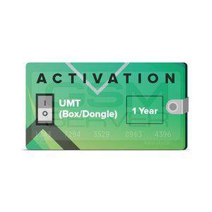 Ativação UMT Dongle / Box  1 Ano
