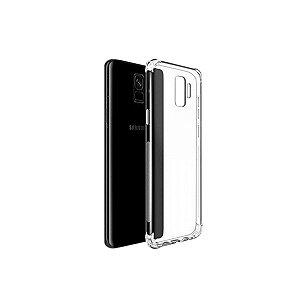 Capa Samsung S9 anti impacto transparente