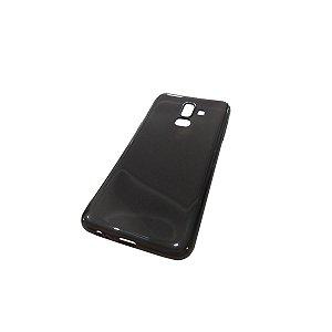 Capa Ultrafina Samsung J8 Preta
