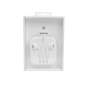 Fone ouvido iphone earphones AAA p2 branco