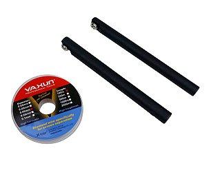 Fio De Aço Separar LCD 0.06mm Com Manopla Yaxun yx-220