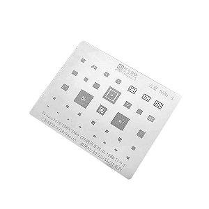 Stencil Para Reballing E Bga Samsung SAM4