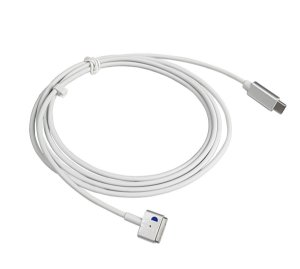 Cabo Para Carregador Macbook MAGSAFE 2 45W 60W 85W