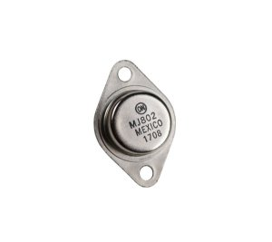 Transistor de potência MJ802 1708