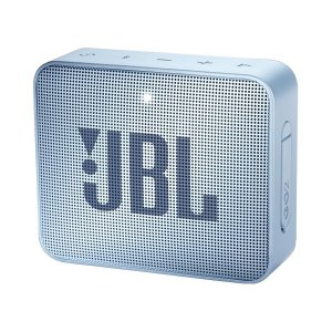 Caixa de Som Bluetooth JBL GO 2 Original Ice Blue