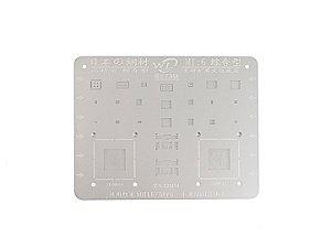 Stencil Para Reballing E Bga Xiaomi MI6