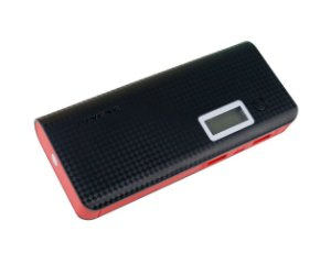 Carregador Portátil Power Bank Pineng 10000mha Preto
