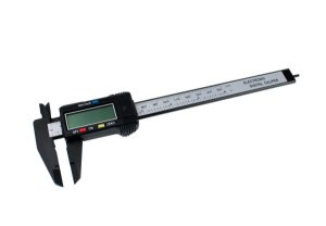 Micrômetro De Medição Digital 150mm
