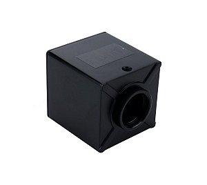 Câmera Vga Para Microscópio Preta Eakins