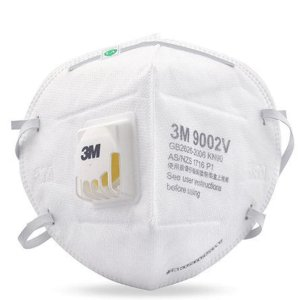 Mascara Protetora com Filtro 3M 9002V