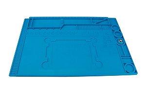 Tapete manta de silicione profissional TE 505 45x30cm