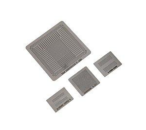 Kit Stencil BGA 4 peças para PS4