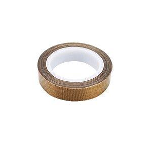 Fita Termica Teflon Alta Temperatura 13mm Rolo 10mts