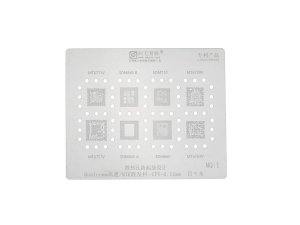 Stencil Qualcomm MTK CPU 0.12mm Amaoe MQ1
