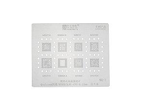 Stencil Qualcomm MTK CPU 0.12mm Amaoe MQ1
