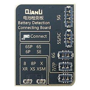 Placa de teste Bateria iCopy Qianli 1ª Geração