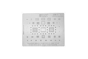 Stencil Reballing BGA Samsung S8 S8 Plus Note 8