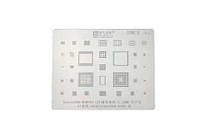 Stencil Reballing BGA Samsung S7