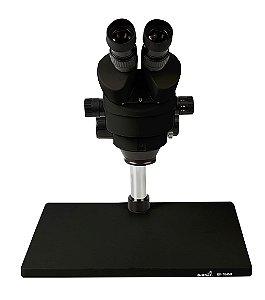 Microscopio Binocular Griffin GF 7045D Preto