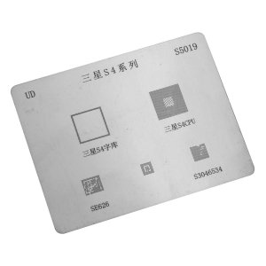 Stencil UD Samsung S4 S5019