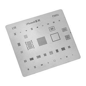 Stencil Para Reballing E Bga Iphone 6 P3031