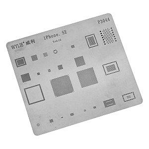 Stencil Wylie Para Reballing E Bga Iphone SE P3044