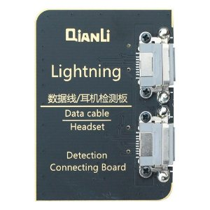 Placa de teste Cabo Lightning iCopy Qianli 2ª Geração