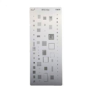 Stencil para Reballing E Bga Iphone Xs Max P3070
