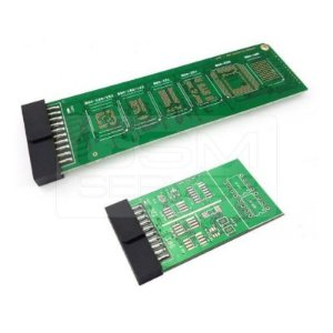 Adaptador eMMC BGA 169/153/186/162/221/254/529/100