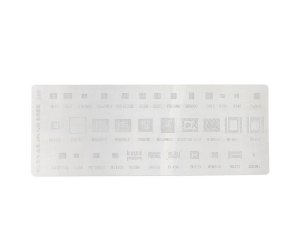 Stencil Para Reballing E Bga Mtk OPPO A468