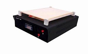 Maquina de Separar Lcd Vacuo Tablet Ipad 918D 220v