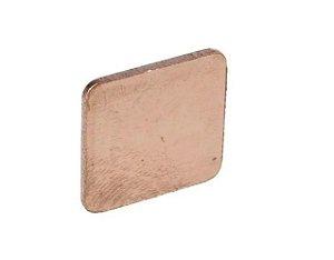 Pad de Cobre Dissipador de Calor 15mmx15mm