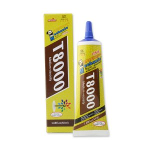 Cola Profissional T8000 Mechanic 110ml Transparente