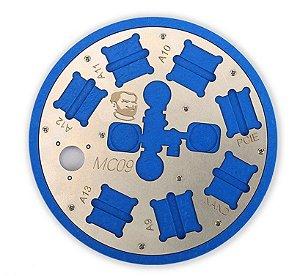 Suporte De Microscopio Mechanic MC09 A9 A10 A11 A12 A13