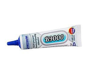 Cola Profissional B9000 Mechanic 50ml Branca