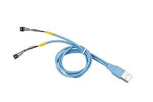 Cabo de Alimentação Dedicado USB Relife RL-908C Iphone