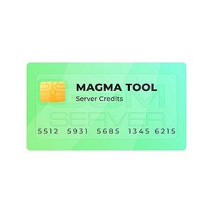Pacote De 100 Créditos para Magma tool