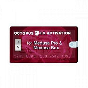 Ativação LG Octopus Octoplus Medusa Pro