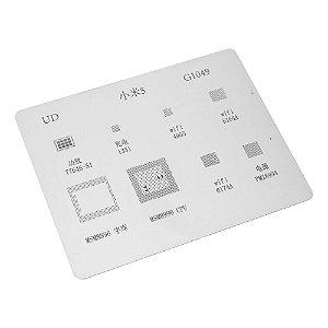 Stencil Reballing BGA G1049 Xiaomi MI 5