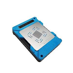 Suporte Stencil CPU Relife A8 ao A14 Iphone 6 ao 12 RL-601M