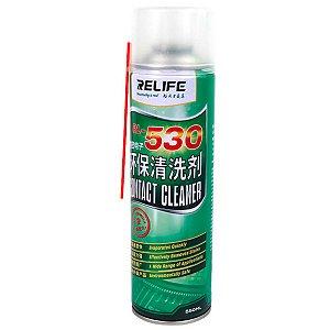 Spray Limpa Contato Relife RL530 550ml