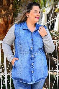 Parka Jeans/Moletom