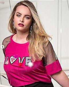 Blusa Love