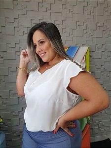 Blusa Lisa Paetê