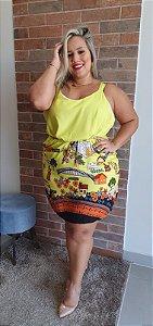 Vestido Casinha