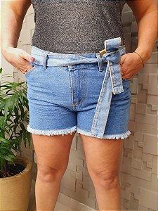 Short Jeans Faixa